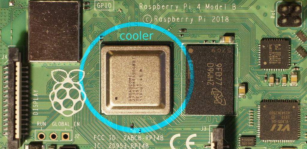Raspberry Pi 4 – Ein cooler Typ